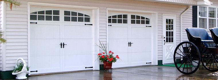 garage door opening styles hanger style home